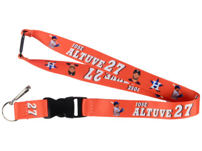 Houston Astros Jose Altuve Player Lanyard
