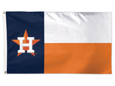 Houston Astros 3x5 Deluxe Flag