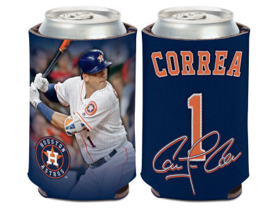 Houston Astros Carlos Correa Can Coozie