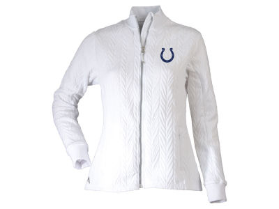 Indianapolis Colts Antigua NFL Women's Destination Jacket
