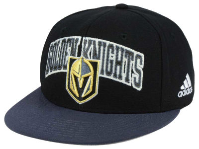 Vegas Golden Knights adidas NHL 2Tone Flex Cap