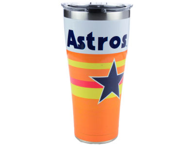 Houston Astros Tervis 30oz All Over Stainless Steel Keeper