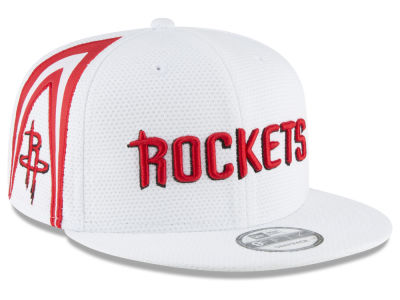 Houston Rockets New Era NBA Jersey Hook 9FIFTY Snapback Cap