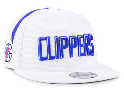 Los Angeles Clippers New Era NBA Jersey Hook 9FIFTY Snapback Cap