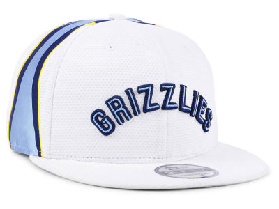 Memphis Grizzlies New Era NBA Jersey Hook 9FIFTY Snapback Cap