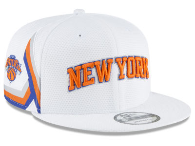 New York Knicks New Era NBA Jersey Hook 9FIFTY Snapback Cap