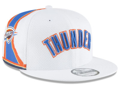Oklahoma City Thunder New Era NBA Jersey Hook 9FIFTY Snapback Cap