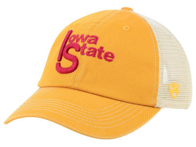Iowa State Cyclones Top of the World NCAA Wickler Mesh Cap 98abe17a73f4