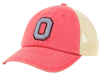 Ohio State Buckeyes Top of the World NCAA Wickler Mesh Cap