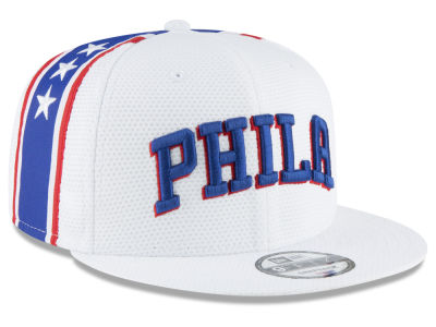 Philadelphia 76ers New Era NBA Jersey Hook 9FIFTY Snapback Cap