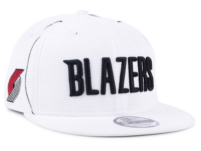 Portland Trail Blazers New Era NBA Jersey Hook 9FIFTY Snapback Cap