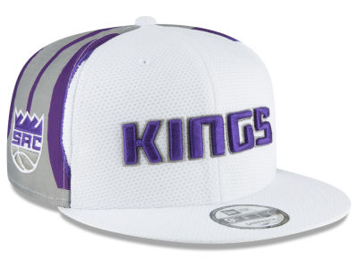 Sacramento Kings New Era NBA Jersey Hook 9FIFTY Snapback Cap
