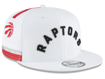 Toronto Raptors New Era NBA Jersey Hook 9FIFTY Snapback Cap