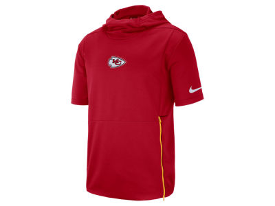 Kansas City Chiefs Nike NFL Men's Therma Top Jacket