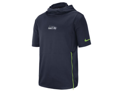 Seattle Seahawks Nike NFL Men's Therma Top Jacket