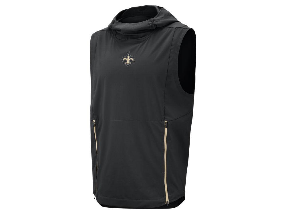 c33bc8c07 New Orleans Saints Nike NFL Men s Shield Fly Rush Vest