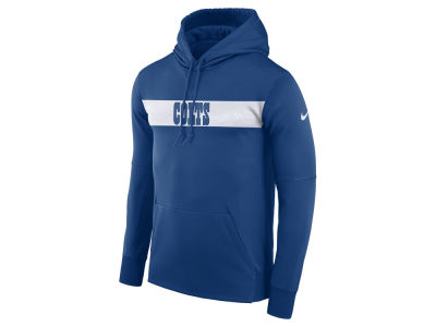 Indianapolis Colts Nike NFL Men's Seismic Therma Hoodie