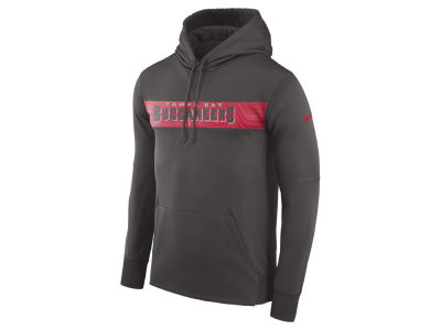 Tampa Bay Buccaneers Nike NFL Men's Seismic Therma Hoodie