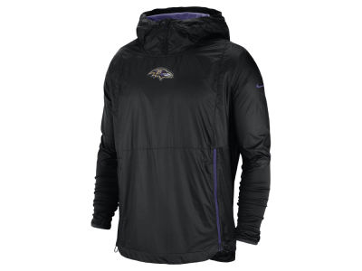 Baltimore Ravens Nike NFL Men's Lightweight Alpha Fly Rush Jacket