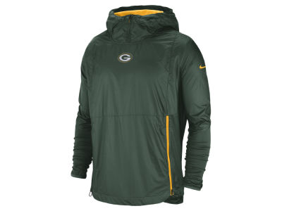 Green Bay Packers Nike NFL Men's Lightweight Alpha Fly Rush Jacket