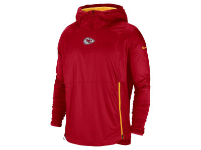 Kansas City Chiefs Nike NFL Men's Lightweight Alpha Fly Rush Jacket