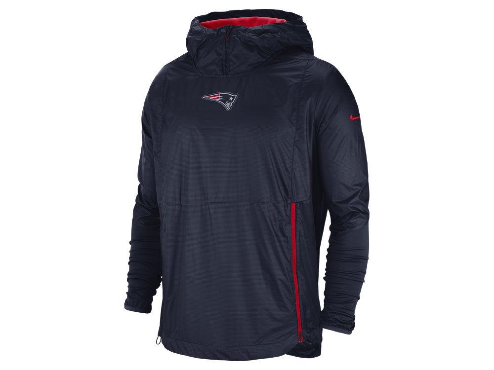 6fe3c802cf New England Patriots Nike NFL Men s Lightweight Alpha Fly Rush Jacket