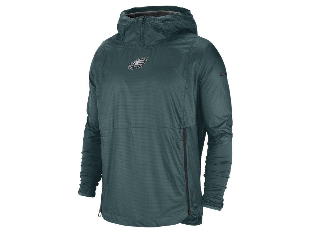 Philadelphia Eagles Nike NFL Men s Lightweight Alpha Fly Rush Jacket ... 0020e51a2