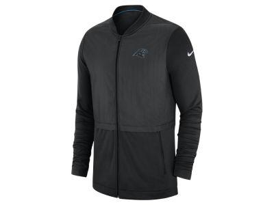 Carolina Panthers Nike 2018 NFL Men s Elite Hybrid Jacket d901a1385
