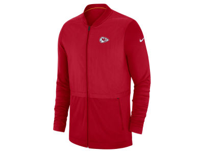 Kansas City Chiefs Nike 2018 NFL Men's Elite Hybrid Jacket