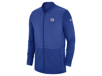 New York Giants Nike 2018 NFL Men's Elite Hybrid Jacket