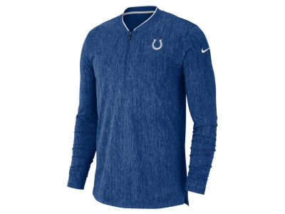 Nike NFL Men's Coaches Quarter Zip Pullover