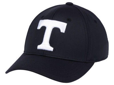 Tennessee Volunteers Top of the World NCAA Phenom Flex Black White Cap