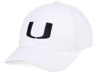Miami Hurricanes Top of the World NCAA Phenom Flex Cap