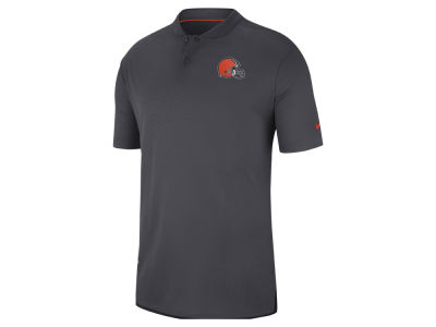 Cleveland Browns Nike 2018 NFL Men's Elite Coaches Polo