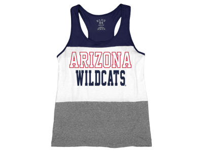 Arizona Wildcats Blue 84 NCAA Women's Racerback Panel Tank