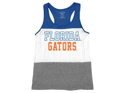 Florida Gators NCAA Women's Racerback Panel Tank