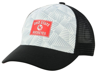 Top of the World NCAA Fracture Trucker Cap Hats at OhioStateBuckeyes.com d53a8569f5e