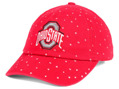 Ohio State Buckeyes Top of the World NCAA Women's Starlight Adjustable Cap