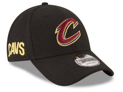 Cleveland Cavaliers New Era NBA Statement Jersey Hook 9FORTY Cap