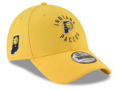 Indiana Pacers New Era NBA Statement Jersey Hook 9FORTY Cap