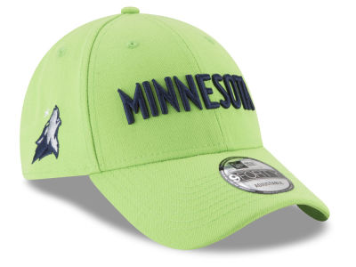 Minnesota Timberwolves New Era NBA Statement Jersey Hook 9FORTY Cap