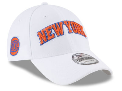 d4c1d84c7 New York Knicks New Era NBA Statement Jersey Hook 9FORTY Cap