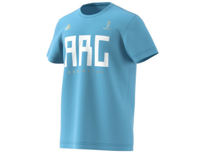 Argentina adidas 2018 World Cup Men's Country T-shirt