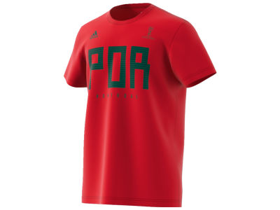 Portugal adidas 2018 World Cup Men's Country T-shirt