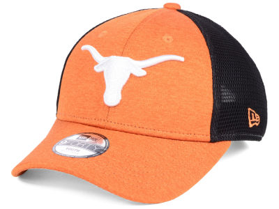 Texas Longhorns New Era NCAA Youth Tech Trim 9FORTY Cap