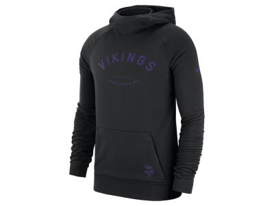Minnesota Vikings Nike NFL Men s Dri-Fit Fashion Hoodie a12021a1d