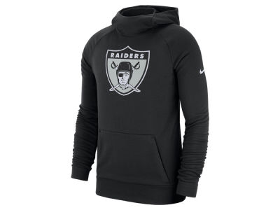 Oakland Raiders Nike NFL Men's Dri-Fit Fashion Hoodie