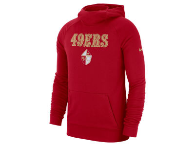 San Francisco 49ers Nike NFL Men's Dri-Fit Fashion Hoodie
