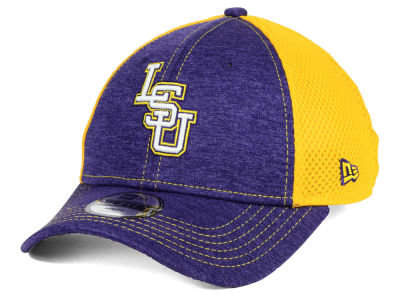 LSU Tigers New Era NCAA Youth Shadow Turn 9FORTY Cap