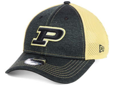 Purdue Boilermakers New Era NCAA Youth Shadow Turn 9FORTY Cap